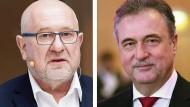Bahn-Gewerkschaften: Klaus und Claus im Clinch