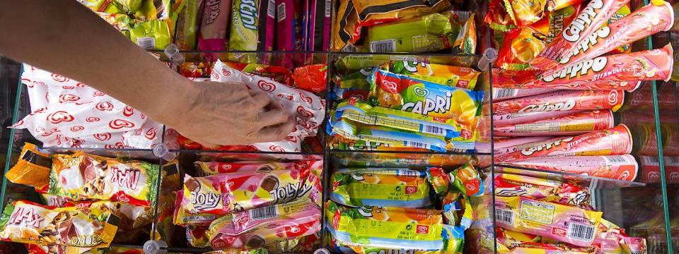 """""""Unsere Produkte sind sicher und können bedenkenlos verzehrt werden"""", erklärte Unilever."""