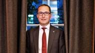 Mario Mehren, 50, ist seit 2015 Chef von Wintershall Dea in Kassel.