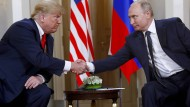 Wie viel Hilfe leistete Moskau Trump im Präsidentschaftswahlkampf?