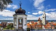 Jeder Blick birgt Geschichte: Vom Museumsgarten Überlingen über die Altstadt mit Münster St. Nikolaus