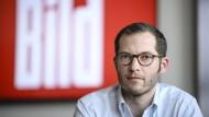 """Internes Verfahren gegen """"Bild""""-Chefredakteur: Wie verhält sich Julian Reichelt?"""