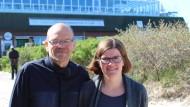 Maike und Michael Recktenwald aus Langeoog sind mit ihrer Klage vor dem EU-Gericht gescheitert.