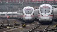 Fernzüge der Deutschen Bahn