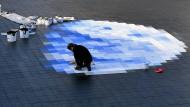Können weiß gestrichene Oberflächen dem Klimawandel entgegenwirken?