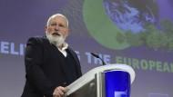 EU-Kommissar für Klimaschutz: Frans Timmermanns