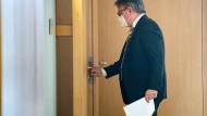 Wegen Ermittlungen: Nüßlein lässt Amt als Unionsfraktionsvize ruhen