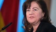 Die Beauftragte für Menschenrechtspolitik der Bundesregierung, Bärbel Kofler (SPD)