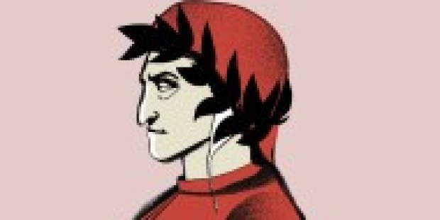 Dantes Verse: Liebende und Lesende