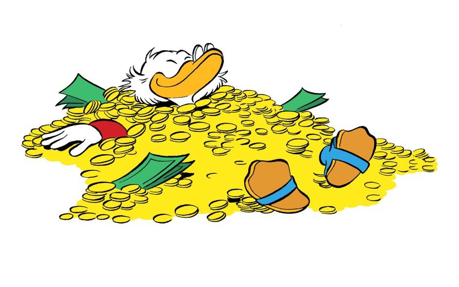 Bildergebnis für dagobert duck