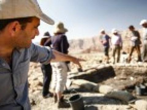 Aus der Zeit biblischer Herrscher: Israelische Forscher finden 3000 Jahre alte Stoffreste
