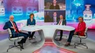 """TV-Kritik """"Maybrit Illner"""": Dränglertum hilft auch nicht weiter"""