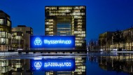 Will seine Aufzugsparte an Konsortium um Advent verkaufen: Thyssenkrupp