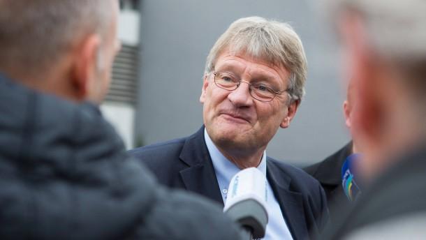 © dpa Jörg Meuthen, Co-Vorsitzender der AfD und Landeschef in Baden-Württemberg