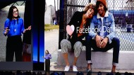Fidji Simo, Chefin der Facebook App, präsentiert die Datingfunktion im April 2019