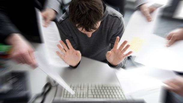 DAK-Umfrage zu Anti-Stress-Verordnung