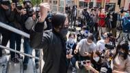 Pluralismus unerwünscht: Oppositionelle und Aktivisten in Hongkong angeklagt