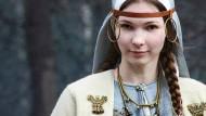 Sie haben kein Wort für Krieg und Abschied: Eine finnougrische Schönheit aus der Fotosammlung von Denis Osokin