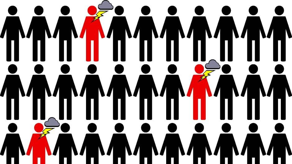 Geschlechter Genatlas 6500 Unterschiede Zwischen Mann Und Frau