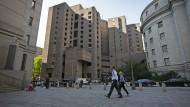 Das Manhattan Correctional Center: hier kam Epstein ums Leben