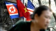 Hanoi steht im Zeichen des Gipfels zwischen Donald Trump und Kim Jong-un: Doch auch Sonst genießt Vietnam diplomatisch rosige Zeiten.