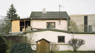 Architektur nach dem Prinzip der Wucherung: Die meisten Behelfsheime wurden von ihren Bewohnern immer weiter ausgebaut.