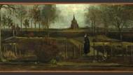 "Gestohlen: ""Frühlingsgarten"" (1884) von Vincent van Gogh"