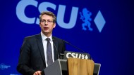 Markus Blume, CSU-Generalsekretär