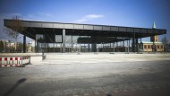 Die Mies van der Rohes neue Nationalgalerie in Berlin ist nach fünfjähriger Renovierung fertig.