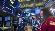 US-Börsen legen wegen Inflationssorgen Rückwärtsgang ein