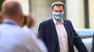 Auch er macht Fehler – und das ist in Ordnung: Bayerns Ministerpräsident Markus Söder