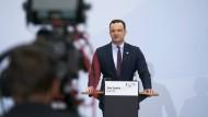 Bundesgesundheitsminister Jens Spahn (Archivbild)
