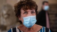 Frankreichs Kulturministerin Roselyne Bachelot