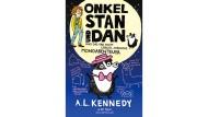 """A.L. Kennedy: """"Onkel Stan und Dan und das gar nicht lieblich-niedliche Mondabenteuer"""". Aus dem Englischen von Ingo Herzke. Verlag Orell Füssli, Zürich 2020. 272 S., geb., 14,95 €. Ab 9 J."""