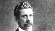 Der irische Dramatiker John Millington Synge