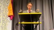 Poetikvorlesung in Zürich: Mit stechenden Augen auf dem Weg zum Gipfel