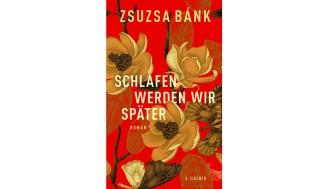 """Zsuzsa Bánk: """"Schlafen werden wir später"""". Roman. S. Fischer Verlag , Frankfurt am Main 2017, 688 S., geb., 24,- Euro."""