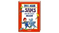 "Paul Maar: ""Das Sams und der blaue Drache"". Roman. Oetinger Verlag, Hamburg 2020. 194 S., geb., 13,– €. Ab 7 J."