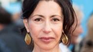 Yasmina Reza beim Filmfestival in Deauville 2017