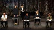 F.A.Z.-Theatertag an der Volksbühne: Ein Zeichen gegen das Vergessen