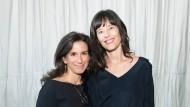 Die Autorinnen Jodi Kantor und Megan Twohey in New York