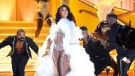 Momente aus der Grammy-Nacht