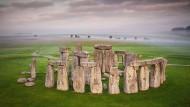 Ringelpiez mit Steinen: Ein Besuch in der Vergangenheit könnte Aufschluss geben über das Rätsel von Stonehenge.