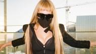 Die Diva ohne Gesicht: Rapperin Myss Keta