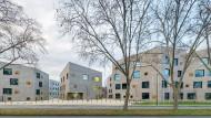 So geht Schule heute, weil sie nicht nach Schule aussieht: Das Zentrum der von Architekt Gernot Schulz entworfenen Kölner Bildungslandschaft Nord.