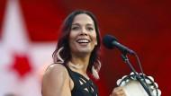 Folk-Sängerin Rhiannon Giddens: Die Banjo-Lady schüttelt am Baum