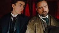 Wiener Gespann: Max Liebermann (Matthew Beard) und Oskar Rheinhardt (Juergen Maurer) ergänzen sich als Ermittler nicht schlecht.