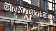 """Am Scheideweg: Die """"New York Times"""" und der Fall McNeil"""