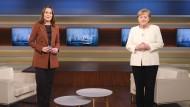 Angela Merkel bei Anne Will: Wofür bat die Kanzlerin nochmal um Verzeihung?