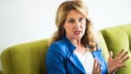 """Medienpolitikerin Heike Raab: """"Unser Spielraum ist erschöpft"""""""